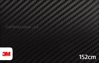 3M 1080 CFS12 Carbon Fiber Black